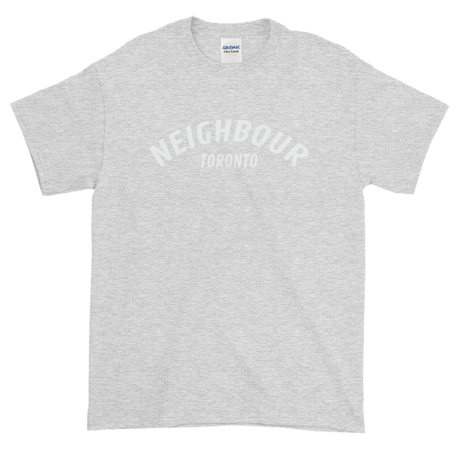 Yes Neighbour Tee (Ash)