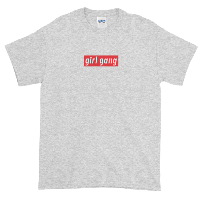 Girl Gang Tee (Grey)