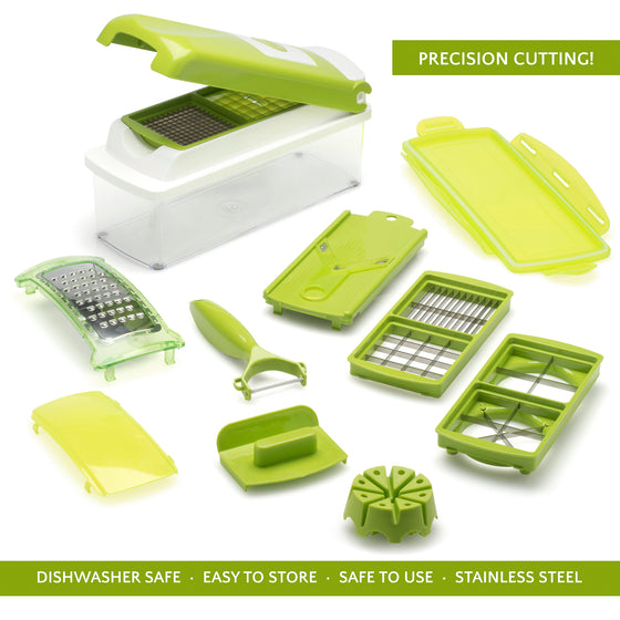 Mandoline Slicer Stainless-Steel Vegetable Chopper