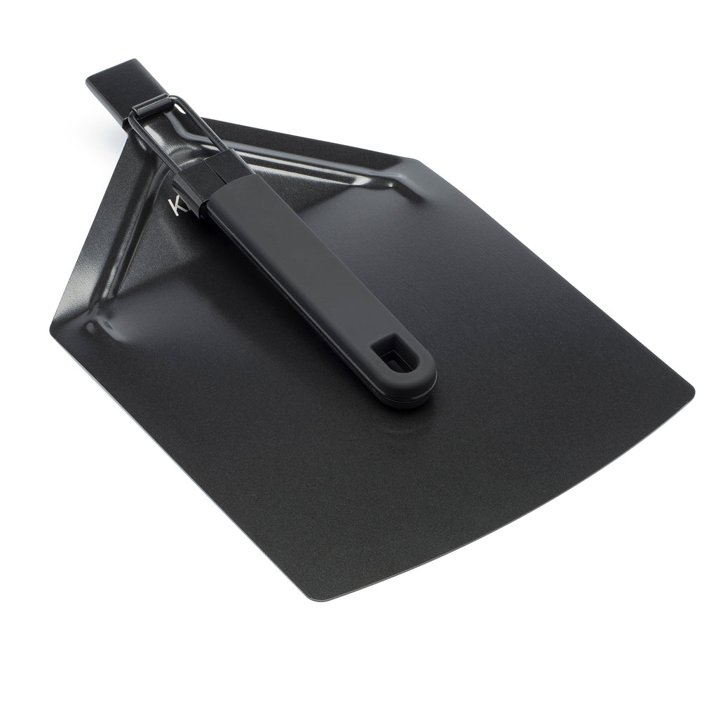 Ultra Non Stick Stainless Steel Pizza Peel Paddle