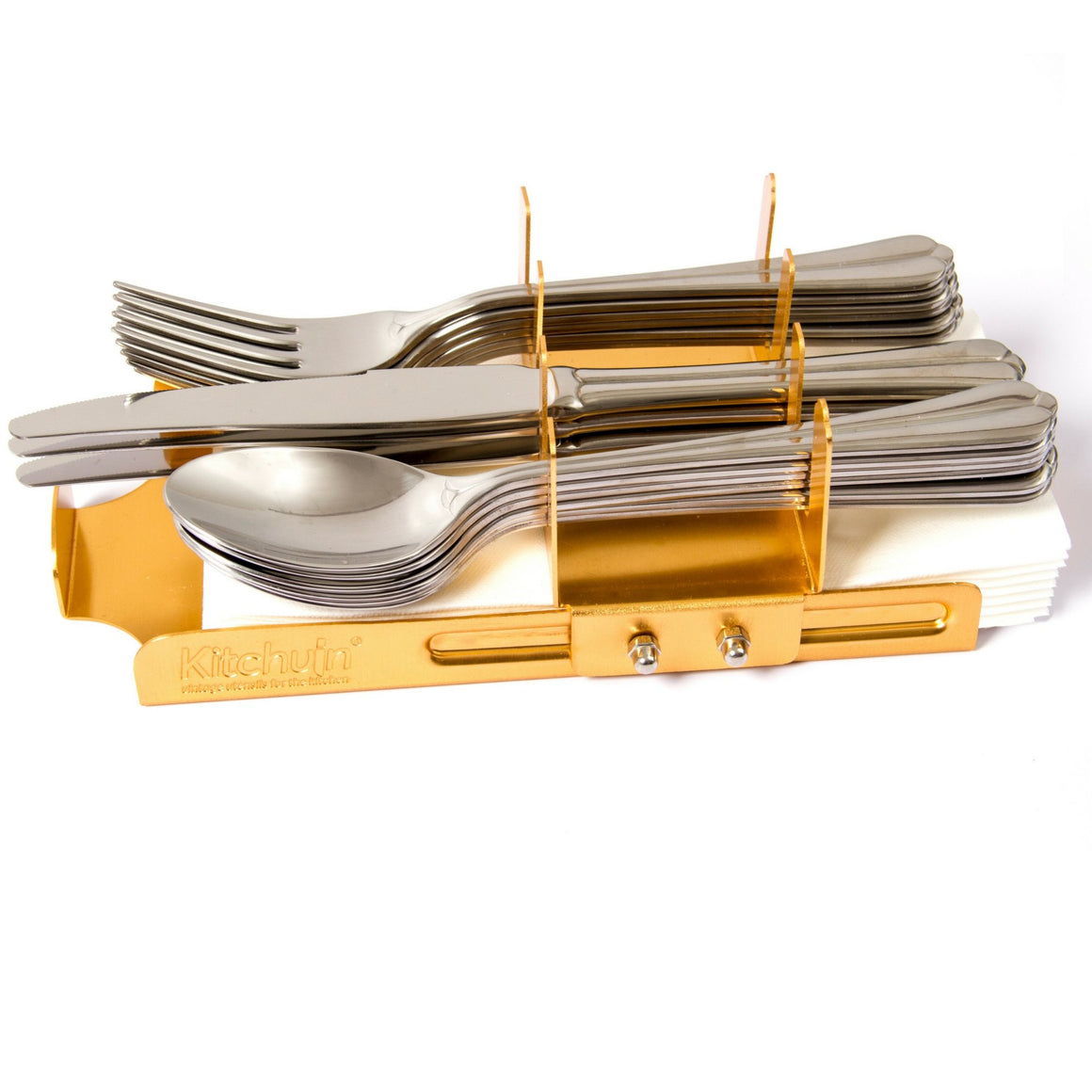 Table Cutlery and Napkin Holder