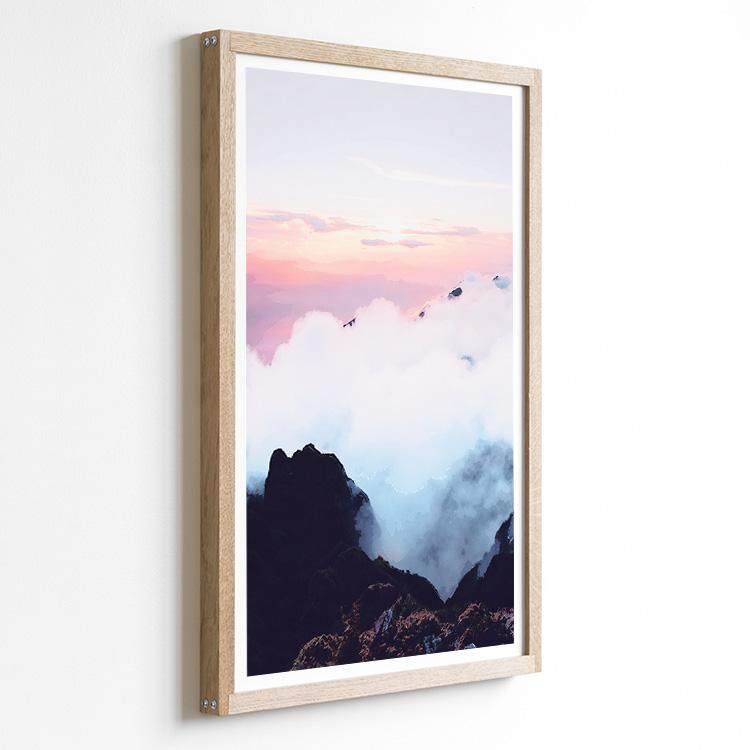 beautiful framed wall art