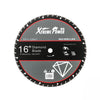 "XtremepowerUS Pro-Series 16"" Diamond Cutting Blade Saw Blade Cut off Saw Abrasive, 1"" Arbor Ultra Fast Cutting (Blade Only)"