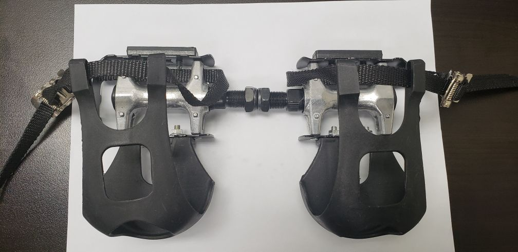 Left & Right Pedal Replacement for Fitness Exercise Bike P96124-16-20/P96404-16-20/P96115-16-20