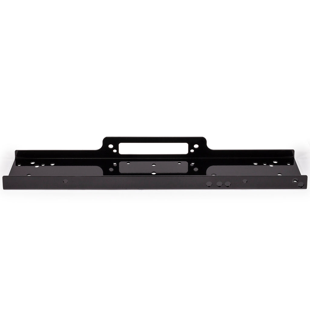Winch Mount Bracket 1,300 lb FieryRed Universal Winch Cradle Winch Mounting Plate Capacity for Recovery Winches - 16,500 lb