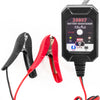 Pro-Series 6/12V 0.75 Amp Battery Charger and Maintainer Charging with Clamps