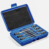 "3/8"" DR Extra Long Hex Allen Bit Socket Set 7pc Standard SAE with Storage Case"