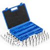 60pc Master Socket Tamper Proof Security Bits Plus External Star Proof Cr-V Case