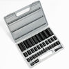 "38PC 3/8"" 1/2"" Duo Combo Impact Socket Set Deep & Shallow Metric SAE Flank Drive"