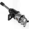 "2000 Ft lbs 1"" Air Impact Wrench Gun Long Shank Commercial Truck w /2 Sockets"