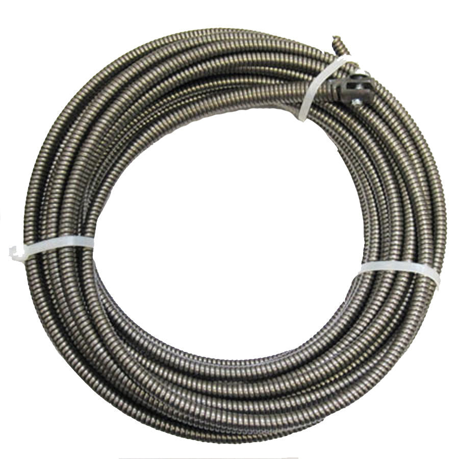 50FT 1/2 in. Cable Replacement Part 5 for 250W Drain Auger P45074-5