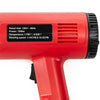 1500W 2 Speed Electric Heat Gun Power Tool Paint Stripping Shrink Wrap Home