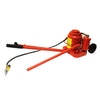 50 Ton Air / Hydraulic Bottle Jack Auto Truck RV Repair Lift Handle w/ Wheel