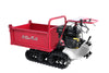5.5HP All Terrain Power Track Barrow Dumper 3 Speed 850 lbs Capacity 212cc