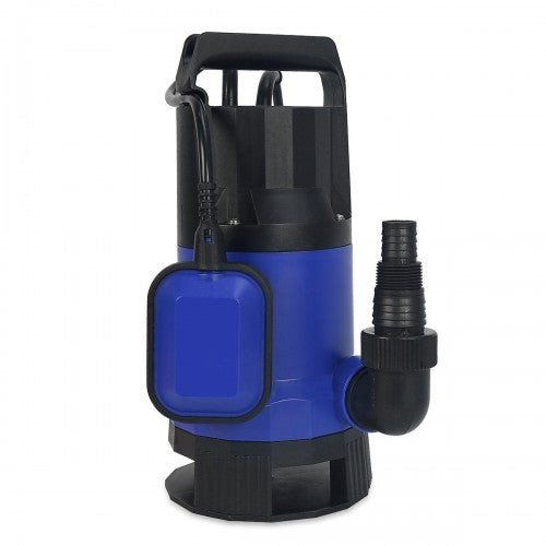 1/2HP 2115GPH Submersible Dirty Clean Water Pump Empty Pool Pond Flood 25FT Cord