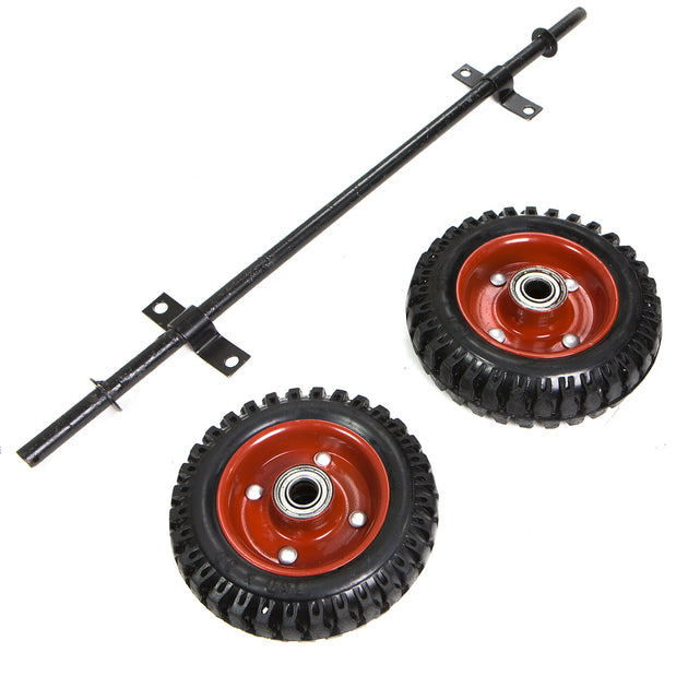 Replacement Wheel Kits with Axle and Beam for Generator-65037