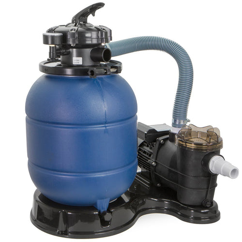 "13"" Above Ground Pools Sand Filter Pump 2400GPH"