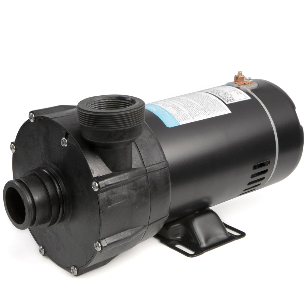 Pump Motor w/ Cover Replacement for Above Ground Pool Pump P75115-9-15-16
