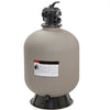 "XtremepowerUS 24"" Inground Pool Sand Filter 7 Way Valve"