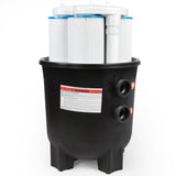 XtremepowerUS 425 sqft Inground Pool Cartridge Filter