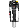 4 Stroke 38cc Gas Powered Heavy Duty T-Post Driver Gasoline Push Pile Pro Set