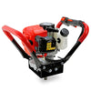 V-Type 55CC 2-Stroke Gas Post Hole Digger One Man Auger Digger Engine Head EPA  81096