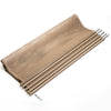 4' x 12' ft In-Ground Swimming Pool Safety Fence Section Prevent Accidental Beige