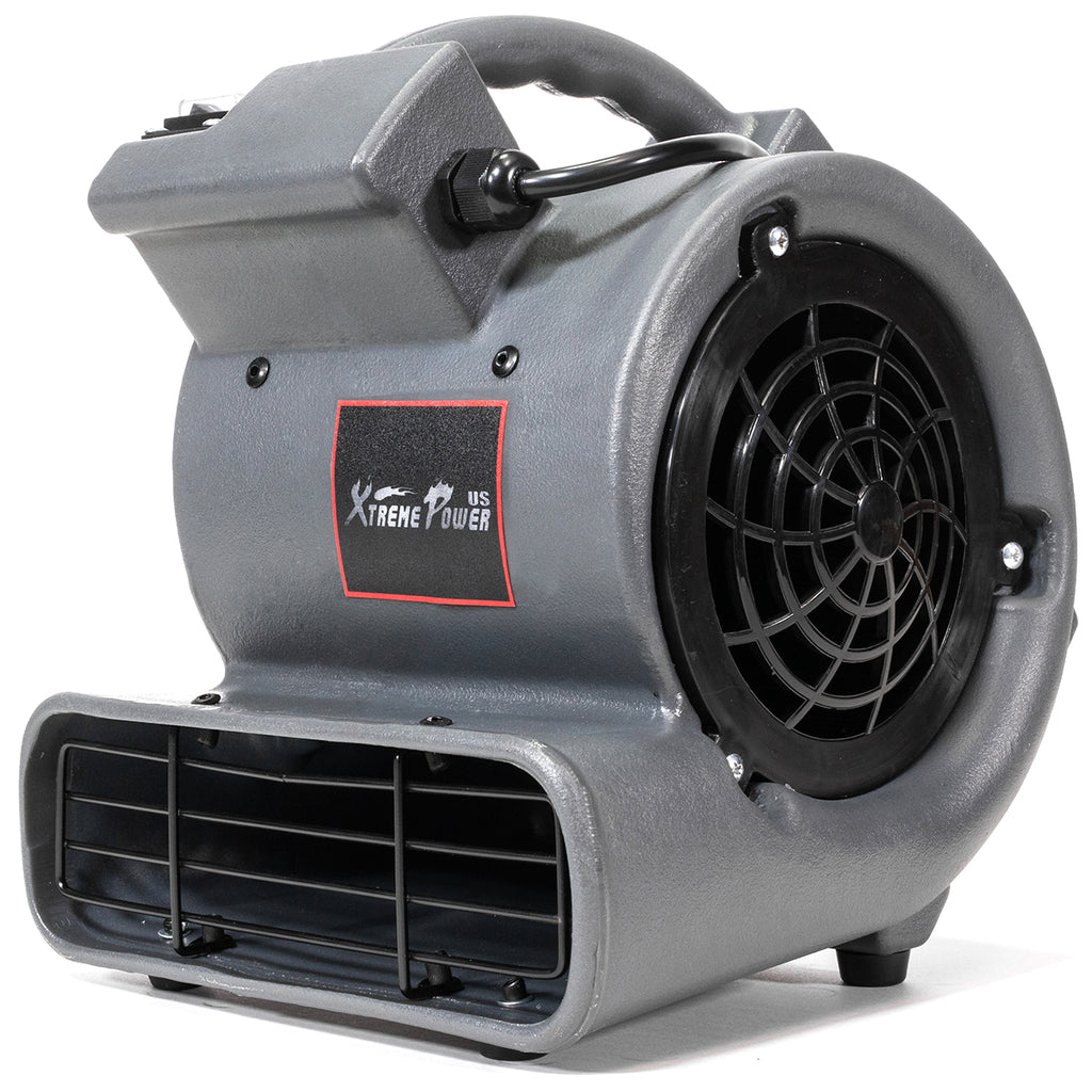 1/2HP Mini Storm Mini Air Mover Carpet Dryer Blower Floor Fan Home Janitorial
