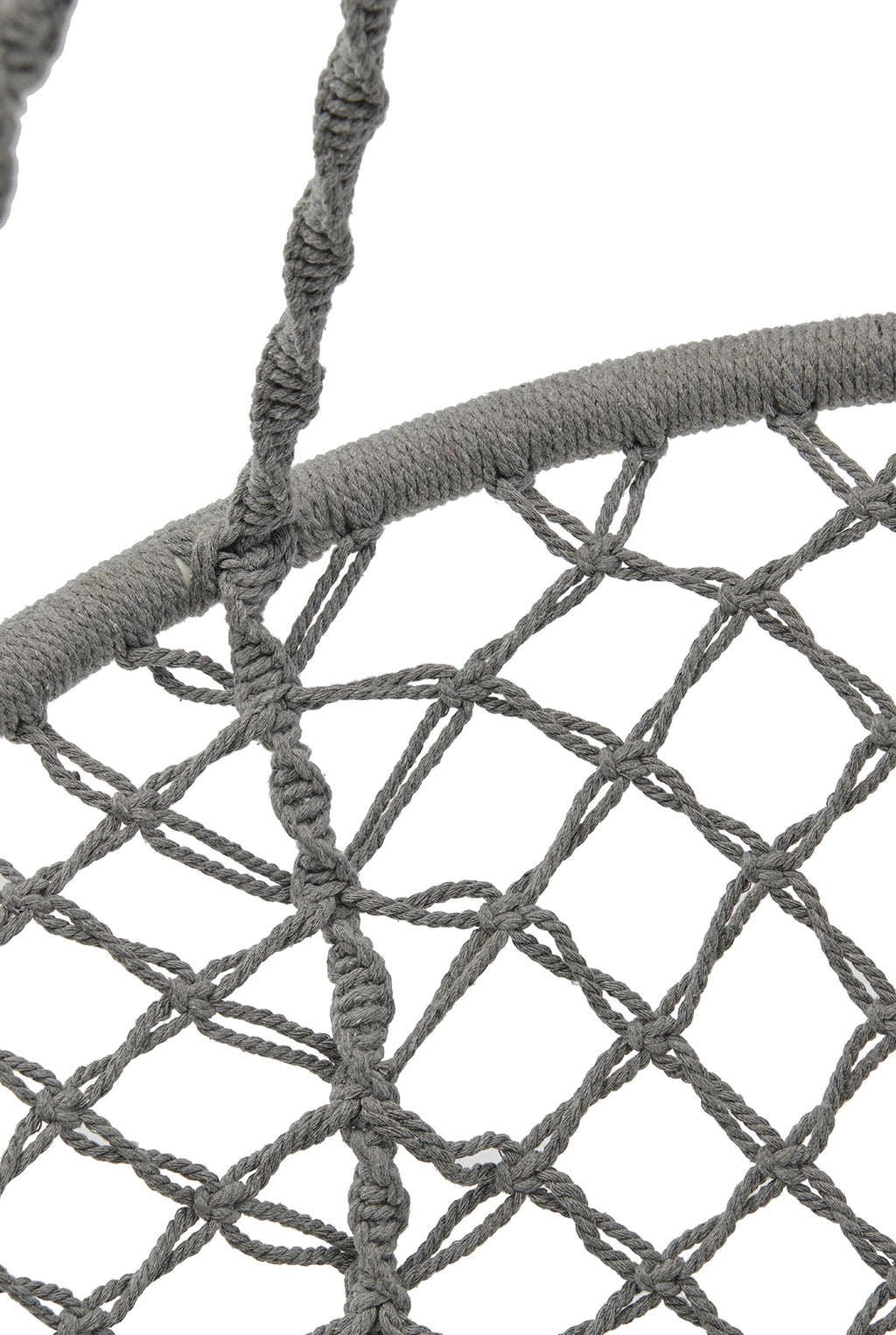 Hammock Chair Swing Hanging Rope Seat Net Chair Tree Outdoor Porch Pat Xtremepowerus