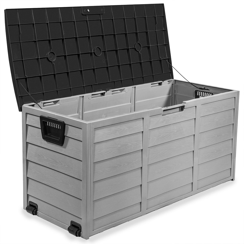 Power Wheels Outdoor Storage Cheaper Than Retail Price Buy Clothing Accessories And Lifestyle Products For Women Men