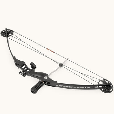 "Compound Bow 30-40 Lbs 23"" to 30"" Archery Hunting Equipment"