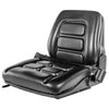 Universal Forklift Seat with Retractable Seatbelt Fit Toyota Yale Cat Hyster