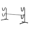 Sport Deluxe Freestanding Heavy Duty Storage Kayak Rack Two Storage Stand, Black