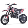 50cc Mini Dirt Bike Pocket Bike Gas Motorized 2-Stroke Pit Bike Scooter Ride-On