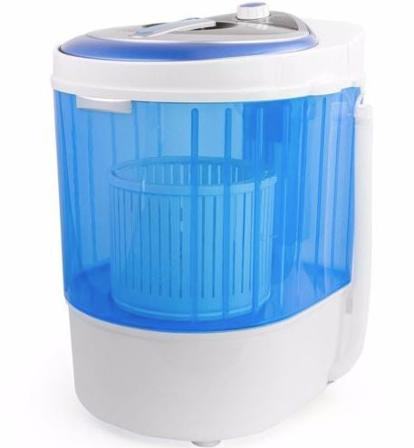 motor for Ensue Portable Single Tub Electric Compact Mini Washer Machine, 8.6 lbs- 99808