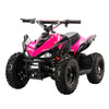 Mars 24V 350W Electric Quad Battery-Powered MINI ATV, Pink