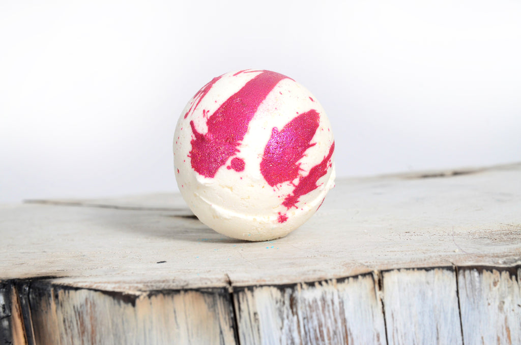 Sparkle Bath Bomb - The Wooden Boar Soap Company
