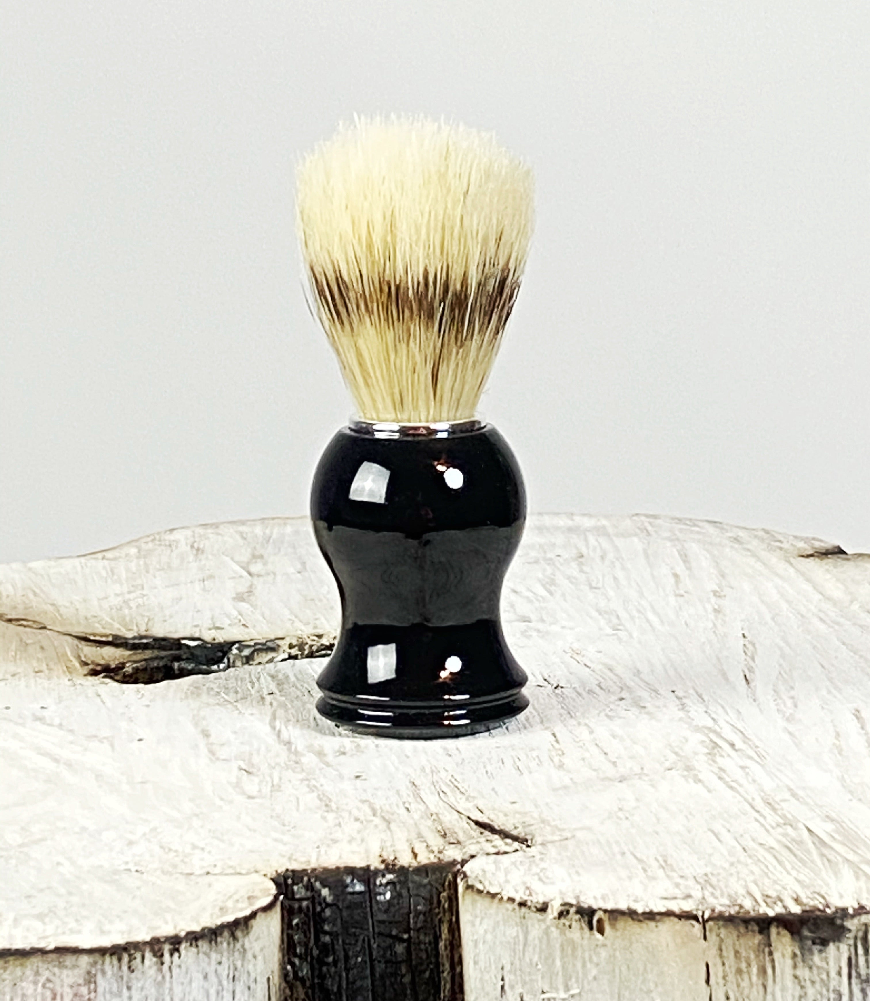 Shave Brush - The Wooden Boar Soap Company