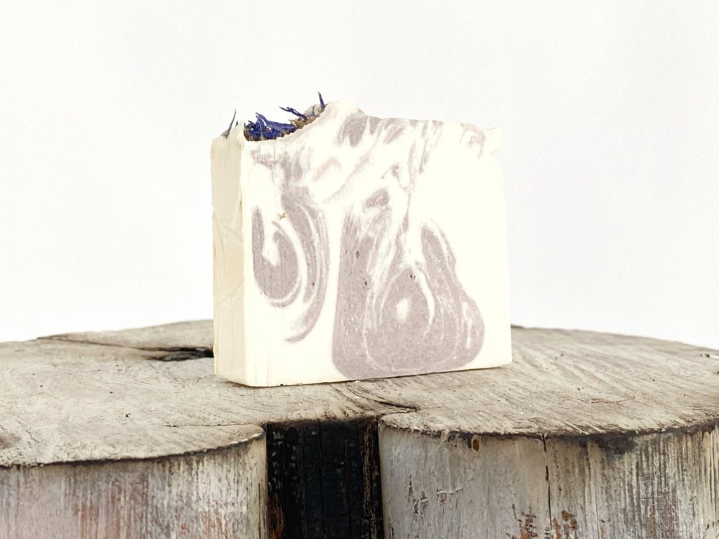 Lavender Bar Soap - The Wooden Boar Soap Company