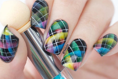 5 Nail Art Design Trends from Across the Seas