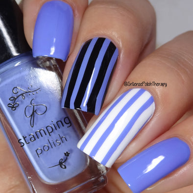 #25 Perry-Wink-le - Nail Stamping Color (5 Free Formula)