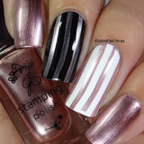 #041 Sweet Baby Rose - Nail Stamping Color (5 Free Formula)