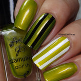 #057  Which is Witch? - Nail Stamping Color (5 Free Formula)
