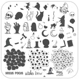 Witches Brew (CjSH-56) Steel Stamping Plate