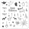 Halloween - Trick OR Treat? (CjSH-04) - Steel Stamping Plate