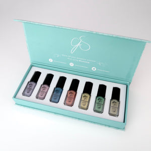 Stamping Polish Kit - Vintage (7 colors)
