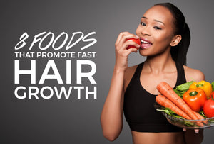 It's All About (The) Food As Medicine: Eat Your Way To Hair Health With These Nutritious Foods
