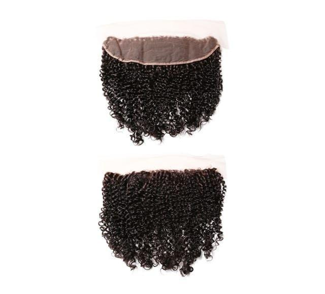 Mayvenn Hair Extensions Brazilian Curly Lace Frontal