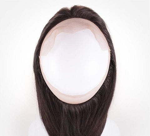 Mayvenn Hair Extensions Brazilian Straight Lace 360 Frontal