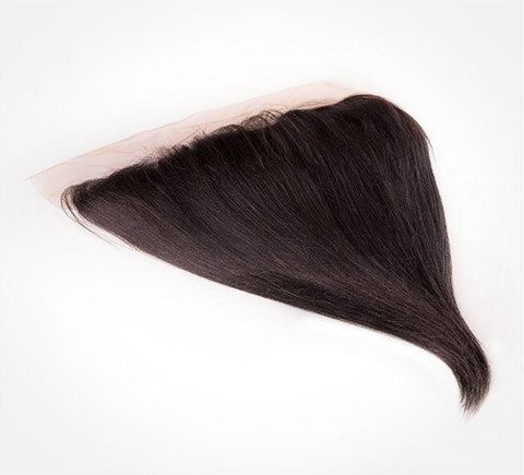 Mayvenn Hair Extensions Brazilian Yaki Straight Lace Frontal